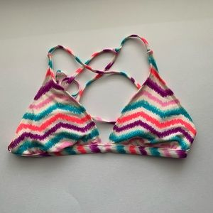 Other - ❗️NWOT Triangle Bikini Top